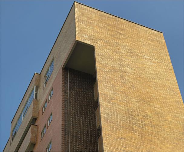 ladrillos fachada